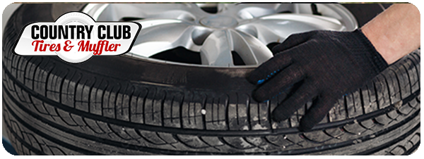 Country Club Tires & Muffler Services