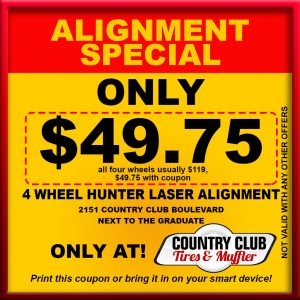 Alightment Coupon